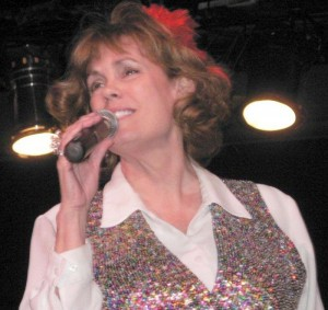 Terri Utsey will be the guest vocalist with the Southern Stars on Feb. 20, 2016.