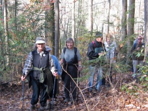 After a winter hiatus, the Glade Hiking Group is looking forward to 13 hikes this spring.