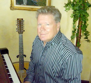 Mike Stone will be in concert on May 29 at the Playhouse.
