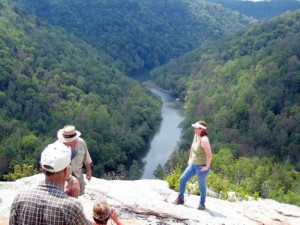 The Glade Hiking Group will enjoy beautiful views this week. (Vista Photo by Don Hazel)