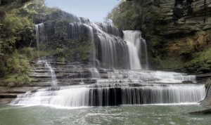 Hikers will get to marvel at beautiful Cummins Falls on their trip on July 20.