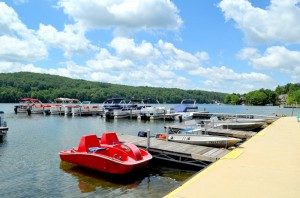 The Marinas, the five golf courses, the pools and the lakes will be teeming with activity this week as residents and tourists alike enjoy a full slate of events during the July 4th week.