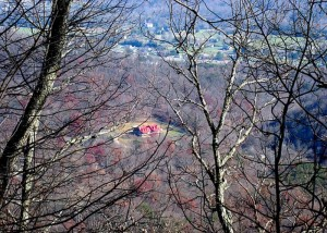 Members of the Fairfield Glade Hiking Group will travel up House Mountain for some specactular views.